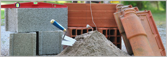 Gros Oeuvre - Carlier Activity - Matériaux de construction